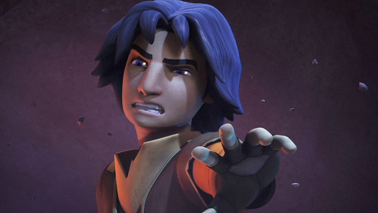 The Fate of Ezra Bridger and the Rebels
