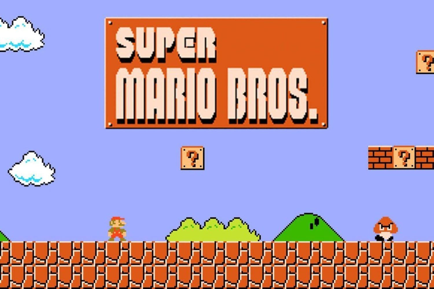 Origin of Super Mario Bros Underground Theme - RetroZap