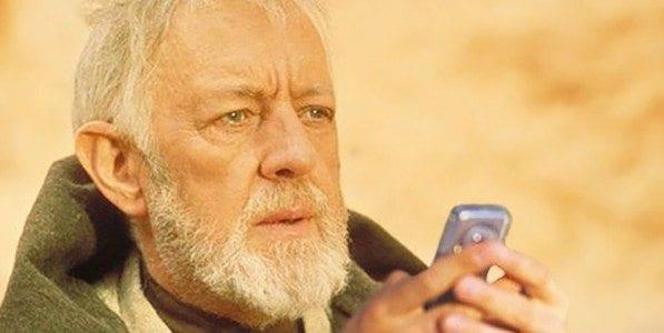 Brews and Blasters #37: Ben Kenobi uses Snapchat