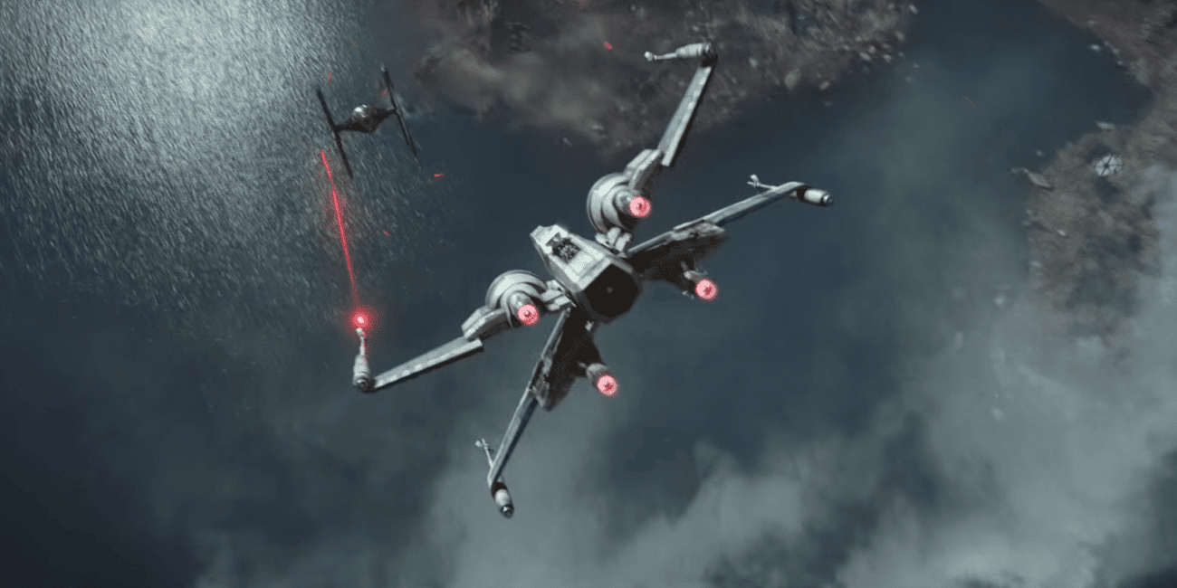 Brews and Blasters #42: The Force Awakens Trailer show