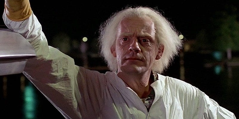 Brews and Blasters #40: Like Doc Brown Ripping Up Marty's Letter