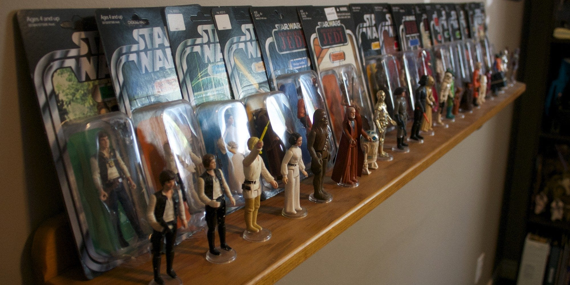 Special Modifications: The 12 Original Kenner Figures