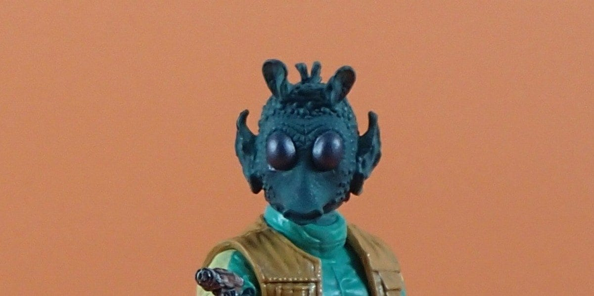 Black Series Greedo