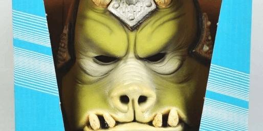 Brews and Blasters #43: Gammorrean Guard Thinking Mask
