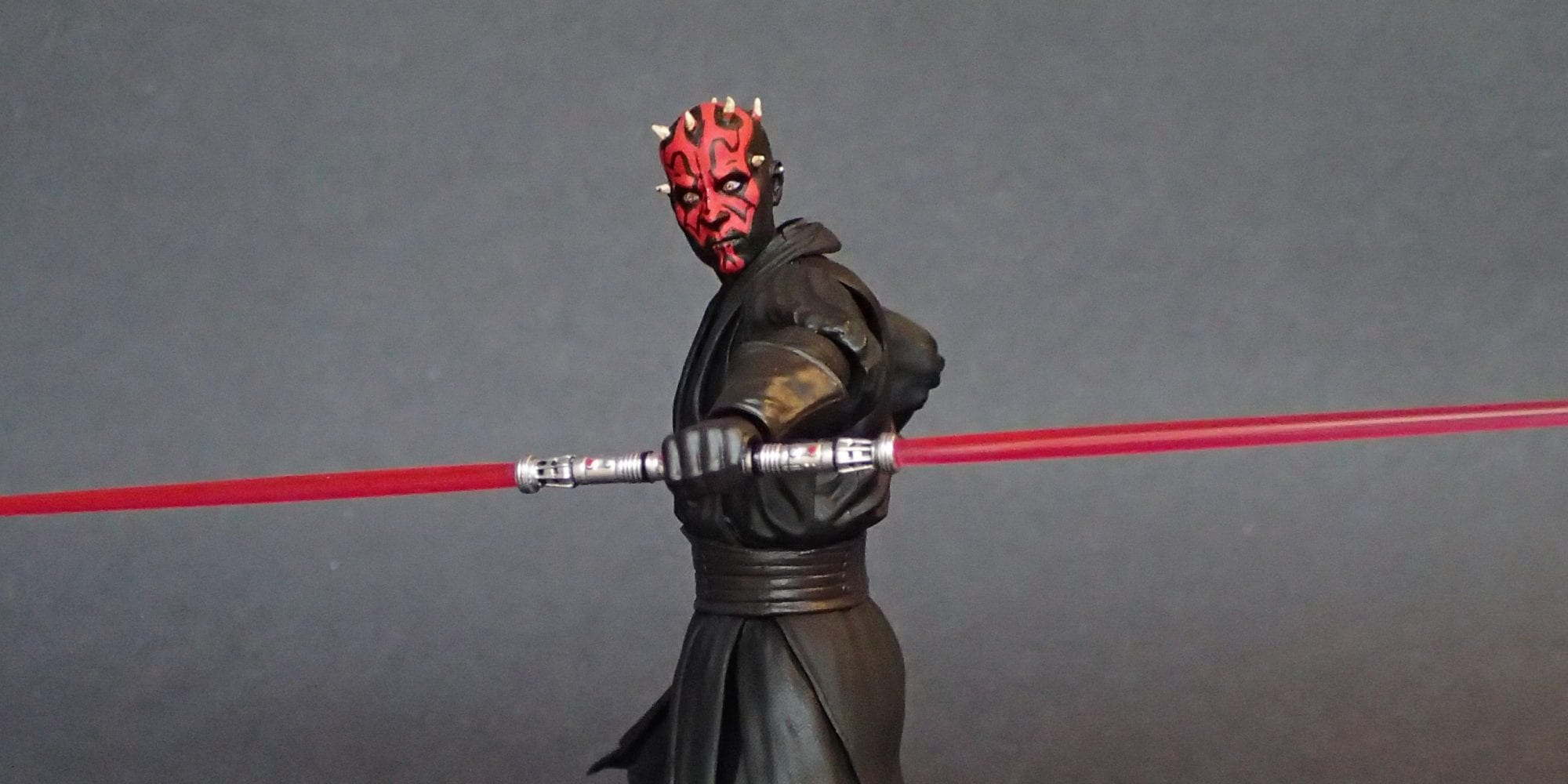 SH Figuarts Darth Maul