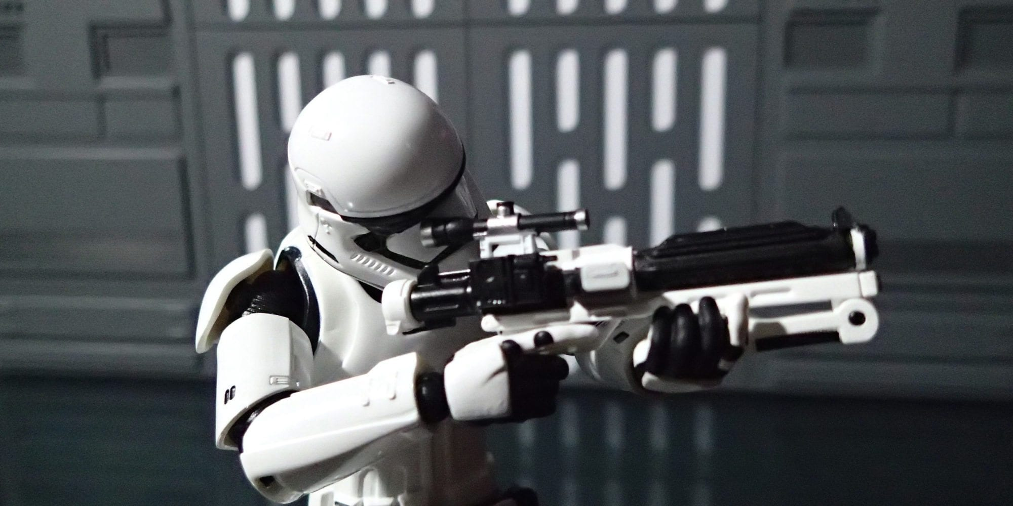 SH Figuarts First Order Stormtooper