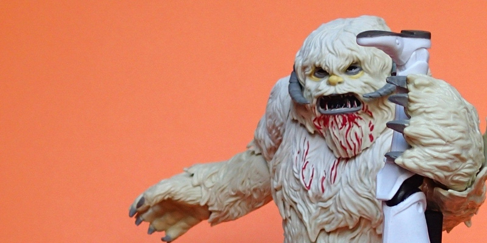 Photographic Plastic: Wampa
