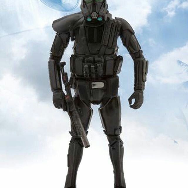 Repost thecollectorshutt with repostapp  rogueone disney eliteseries deathtrooper imagehellip
