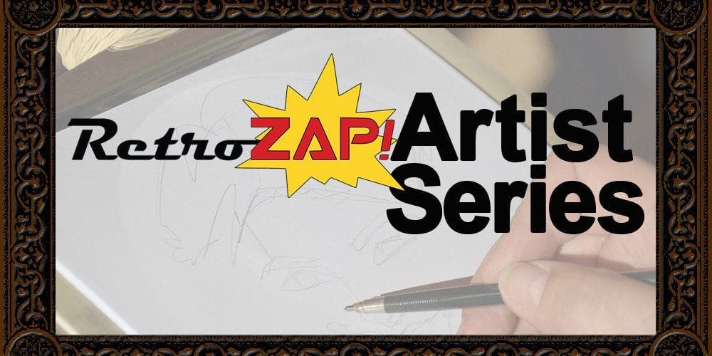 RetroZap Artist Series