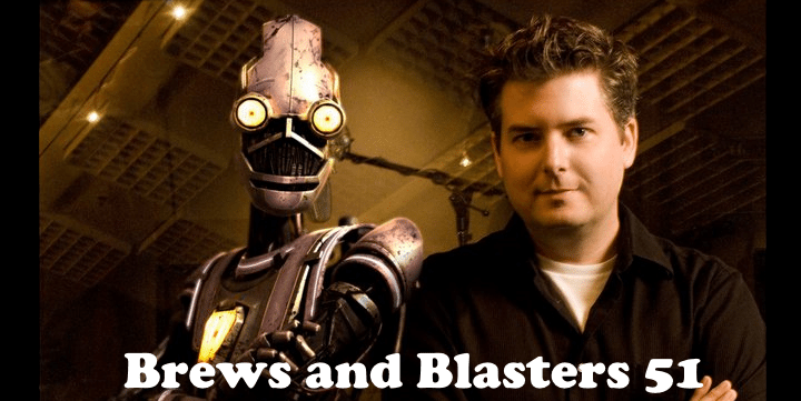 Brews and Blasters #51: David Collins and Home Brews