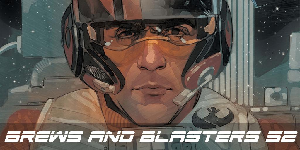 Brews and Blasters, Poe Dameron, Bro Dameron