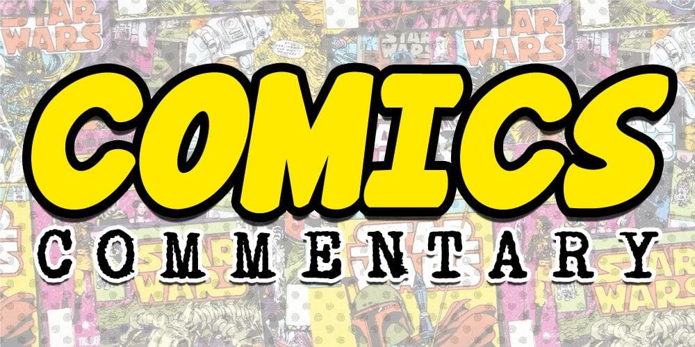 Comics Commentary