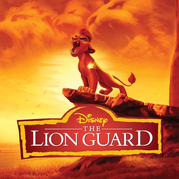 Skywalking Through Neverland Episode 107, the lion guard, disney, the disney channel
