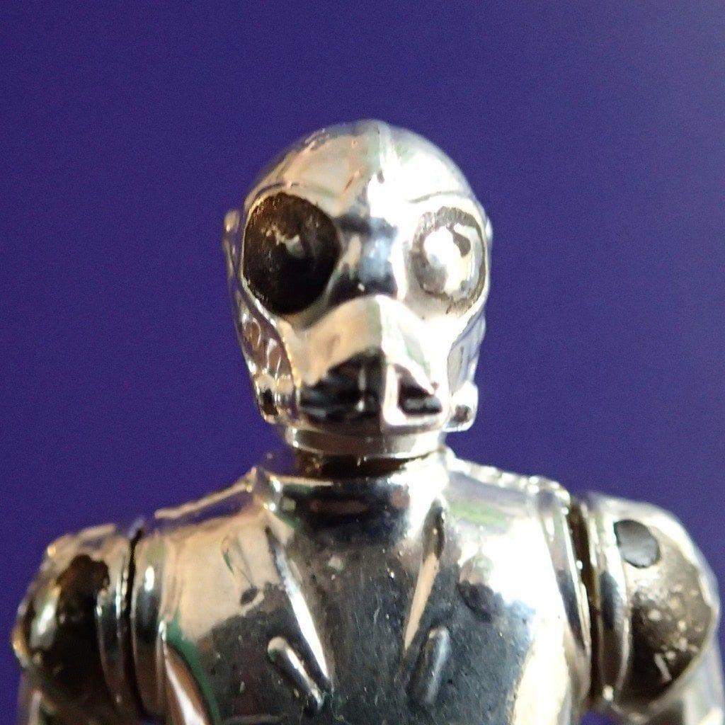 Photographic Plastic Vintage Star Wars Kenner