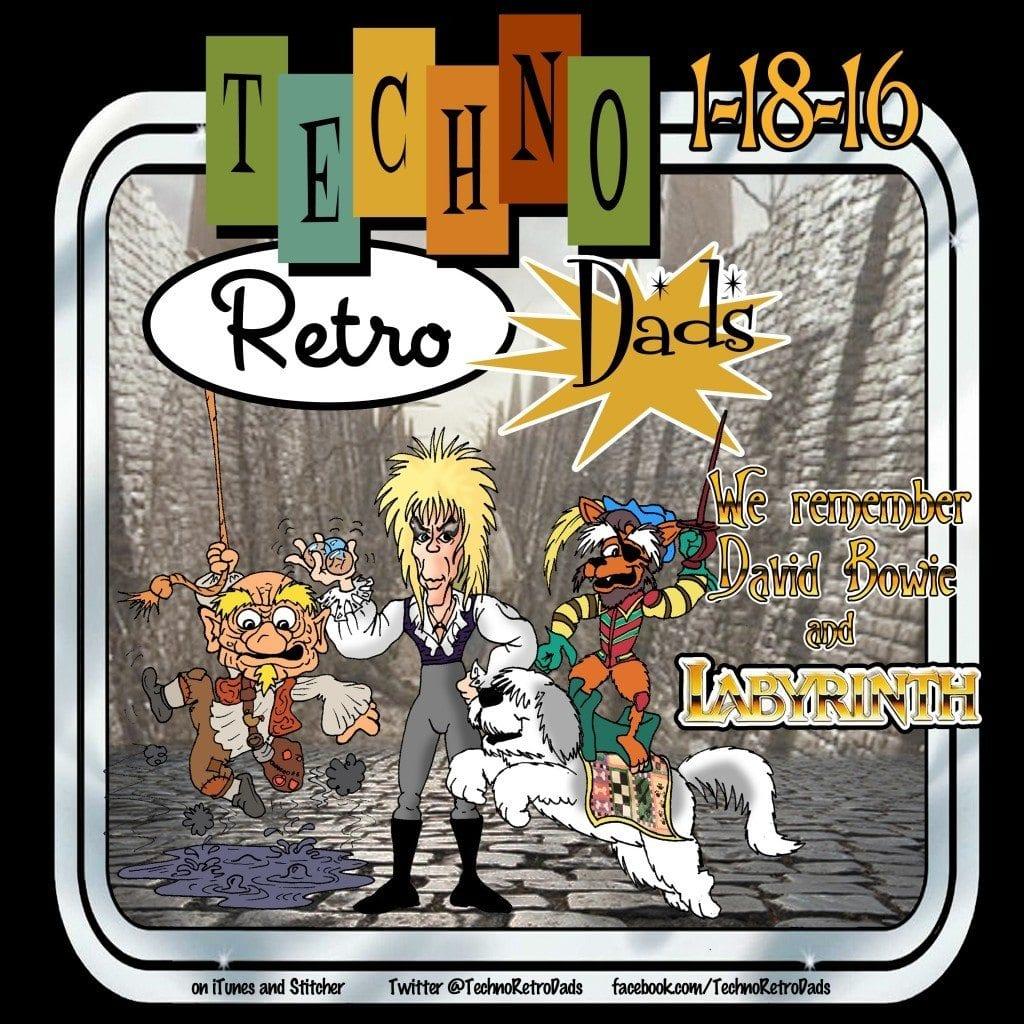 TechnoRetro Dads, Labyrinth
