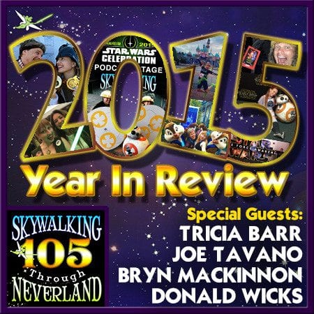 Skywalking Through Neverland Episode 105