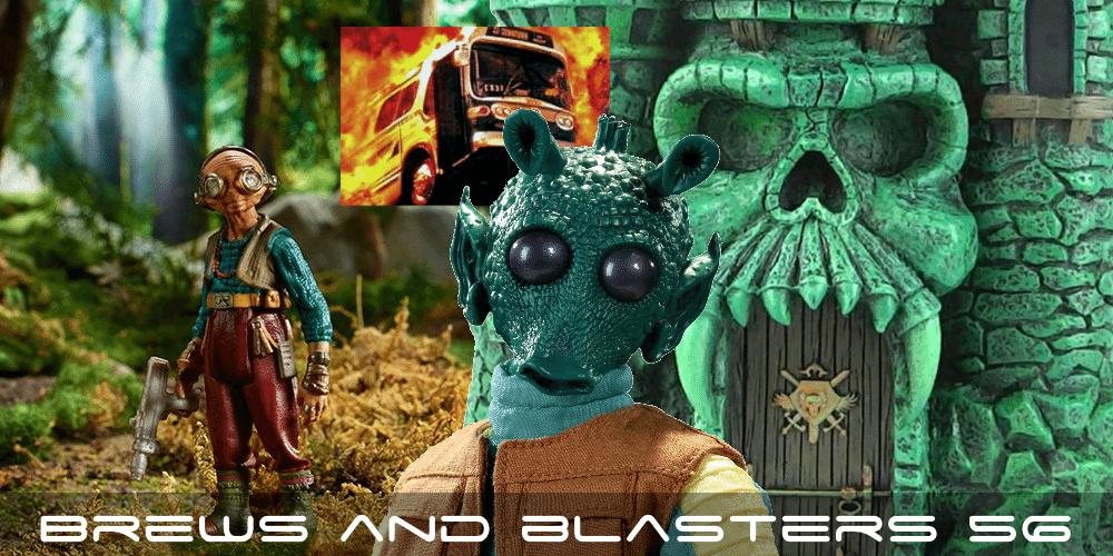 Brews and Blasters 56 JoShek