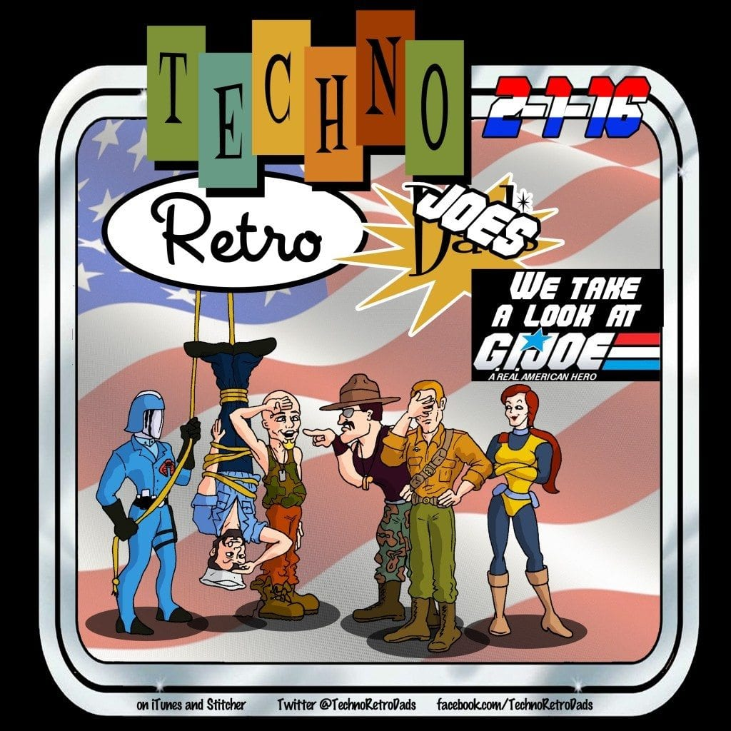 TechnoRetro Dads G.I. Joe Day
