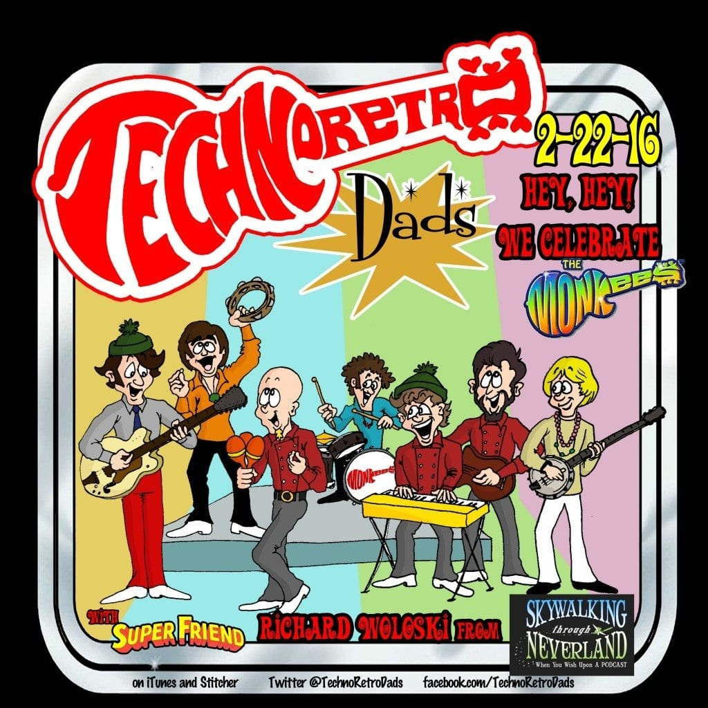 TechnoRetro Dads remember The Monkees