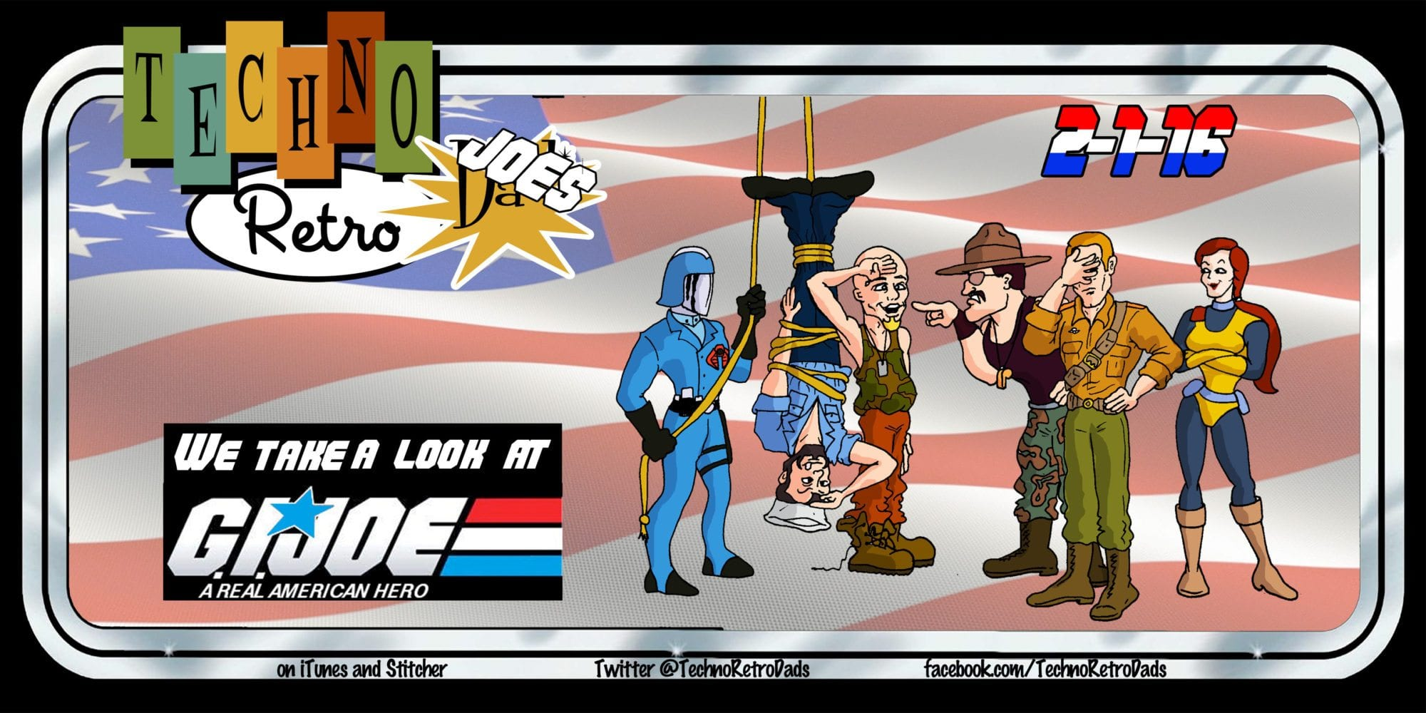 TechnoRetro Dads, G I Joe