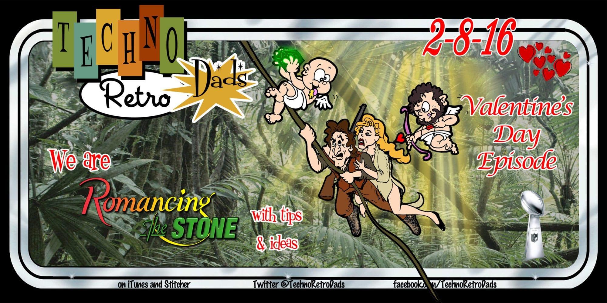 TechnoRetro Dads LOVE 1984's Romancing the Stone