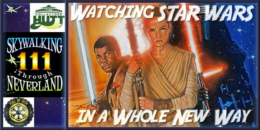 Star Wars saga Skywalking through Neverland 111
