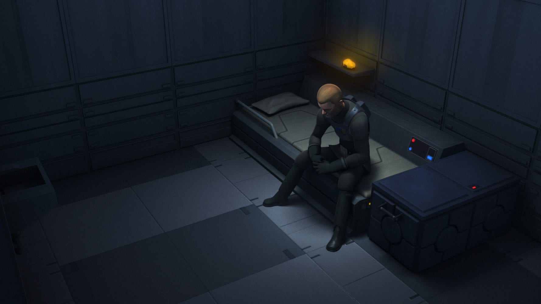 the honorable ones, Star Wars Rebels, Agent Kallus