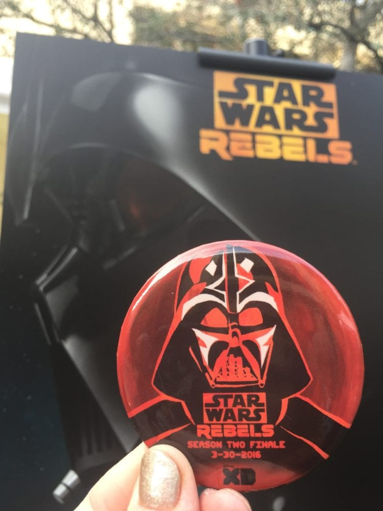 star wars rebels red carpet, Rebels season two finale
