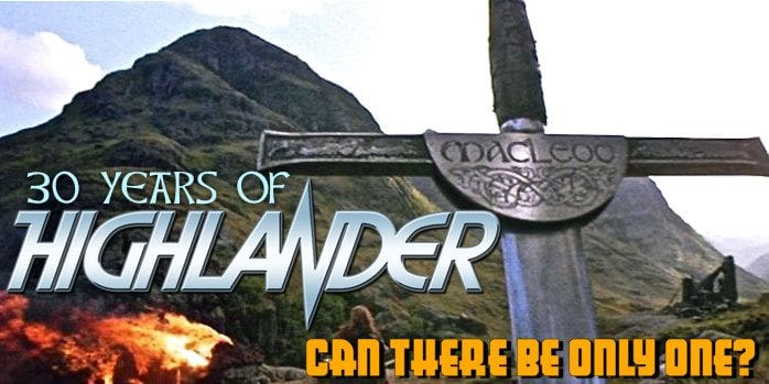 Highlander movie