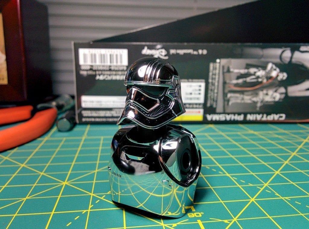 Bandai 1:12 Plastic Model Captain Phasma, Bandai Captain Phasma