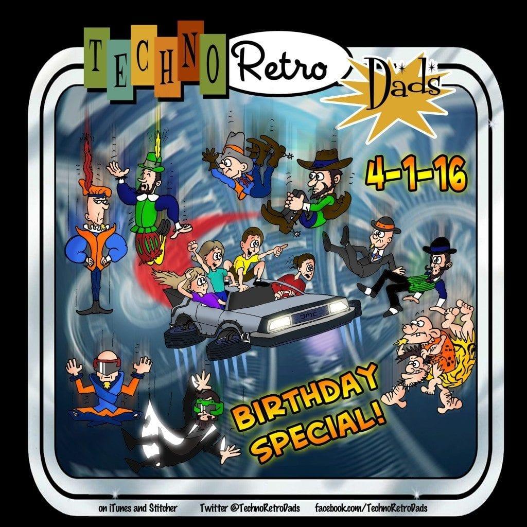 TechnoRetro Kids April Fools' Day