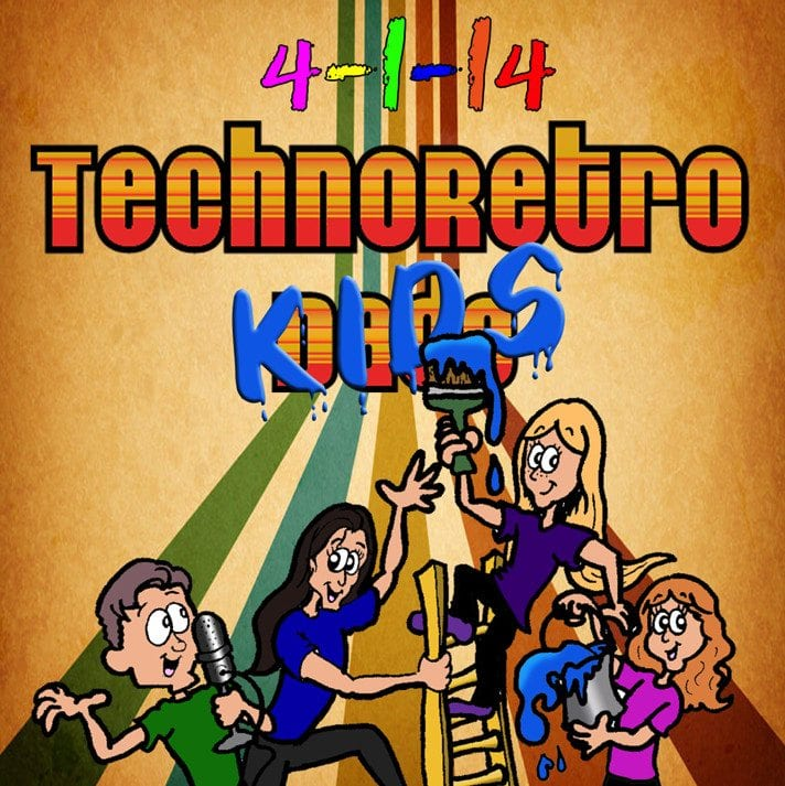 TechnoRetro Kids 2014