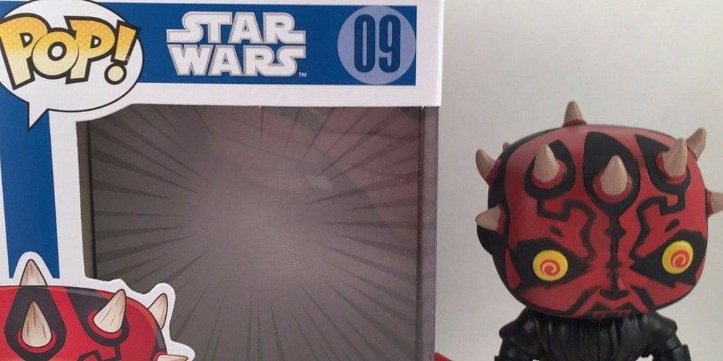 Funko Pop! Star Wars Guide #09 Darth Maul