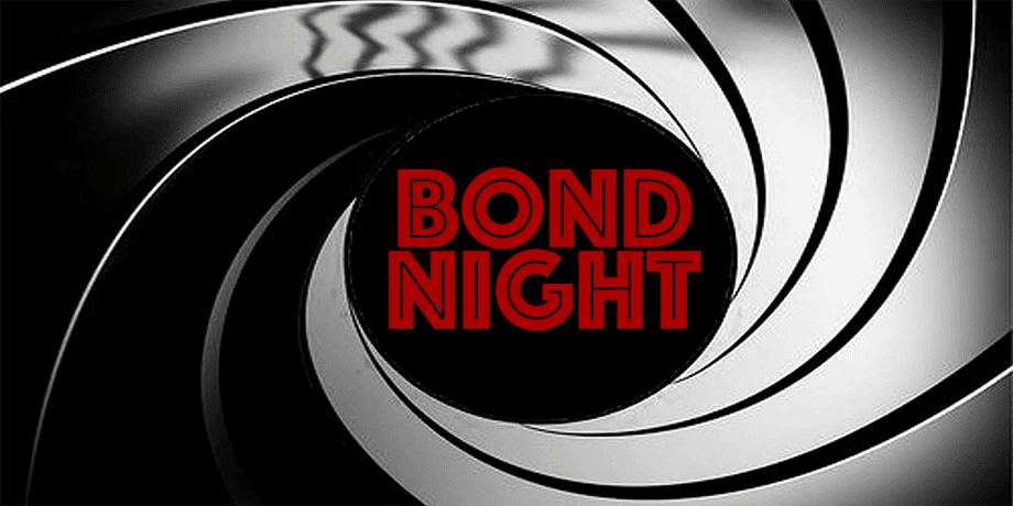 Bond Night