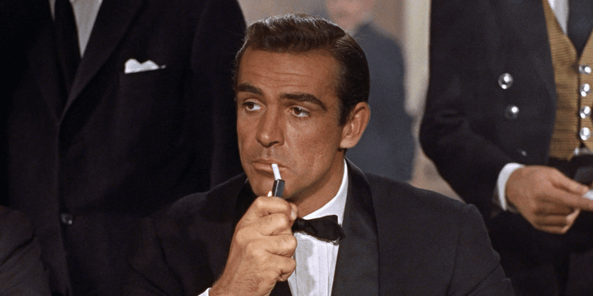 James Bond, Dr. No, Sean Connery, 007