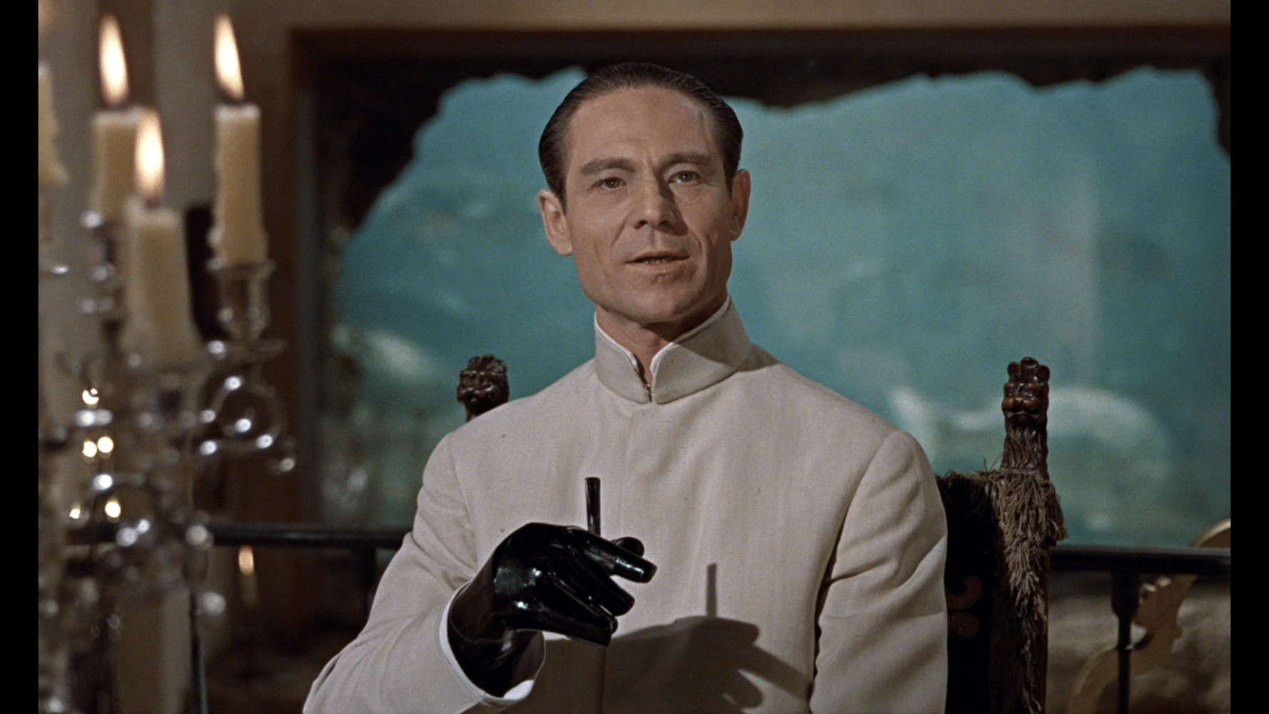 James Bond, Dr. No, Sean Connery, 007, Joseph Wiseman