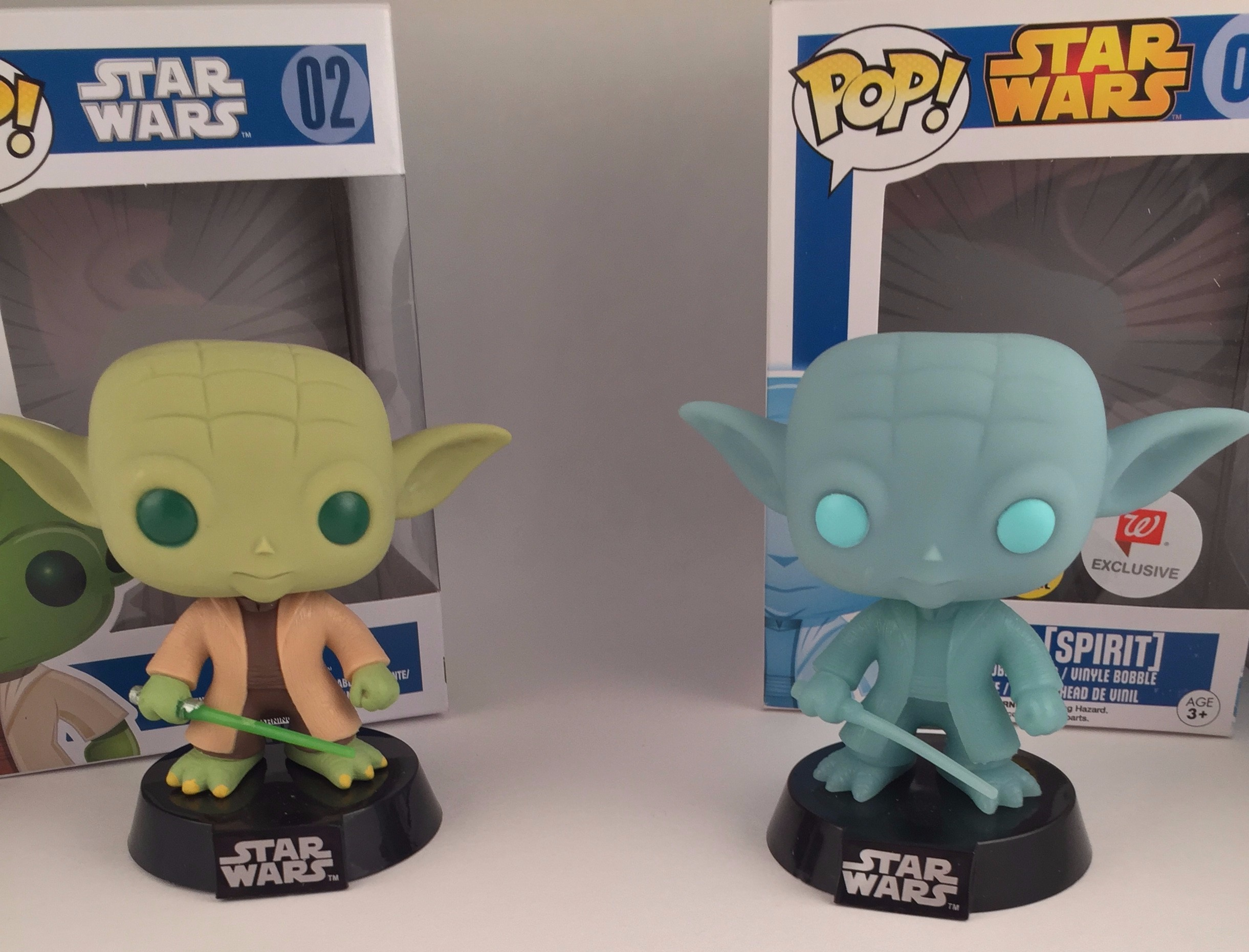 figurine pop yoda spirit