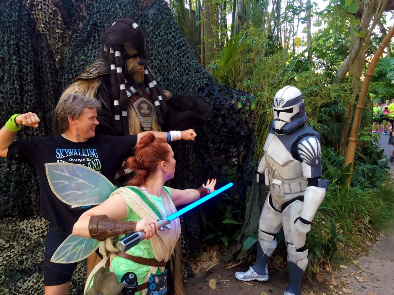 Star Wars Half Marathon