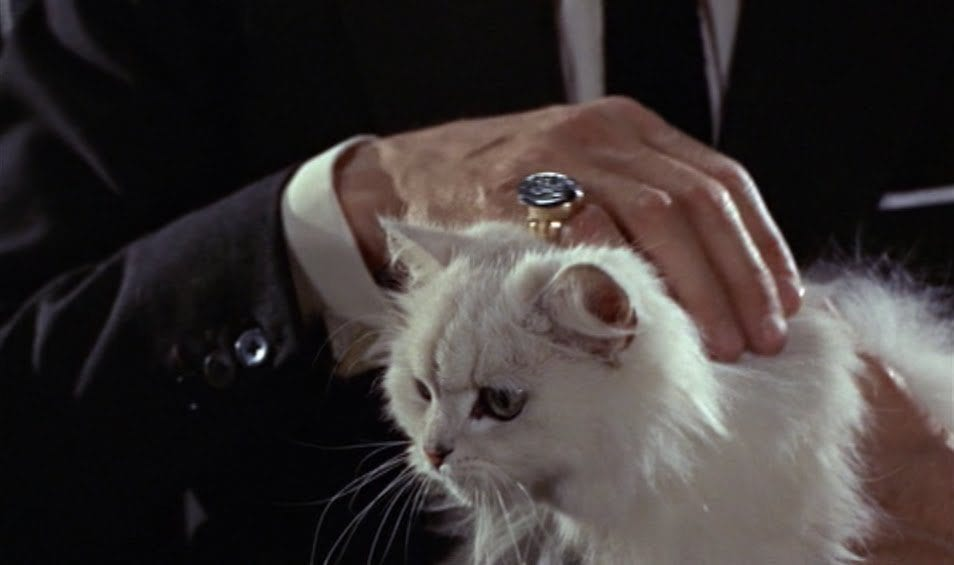 Blofeld From Russia with Love