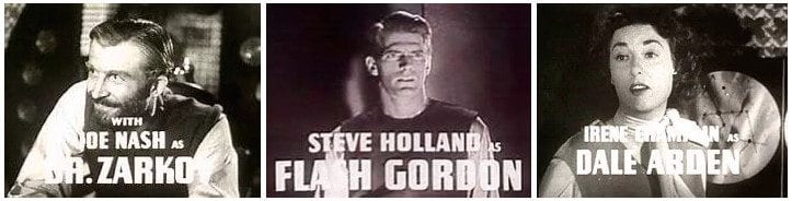 Flash Gordon 1954 TV