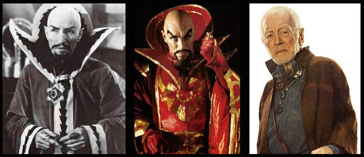 Ming the Merciless is in The Force Awakens