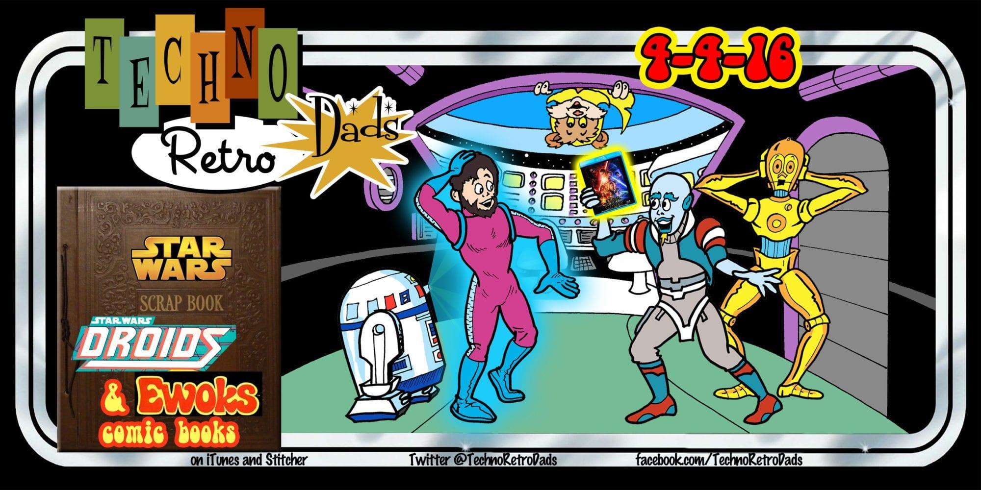 Star Wars Droids comics