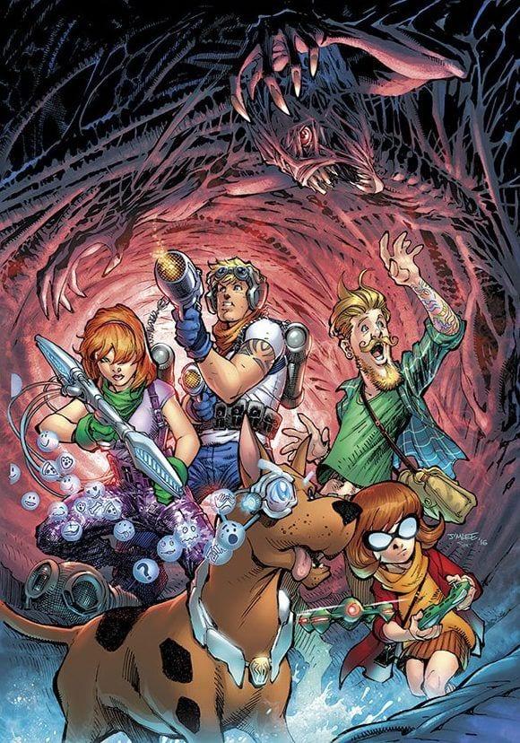 Hanna-Barbera Scooby-Doo reboot
