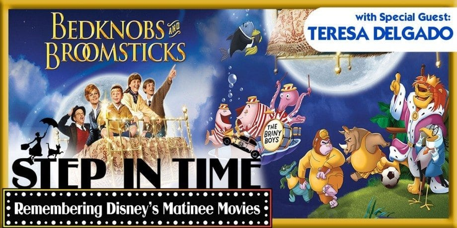 Bedknobs and Broomsticks Retrozap Cover Art