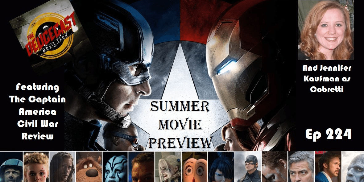 Summer Movie Preview
