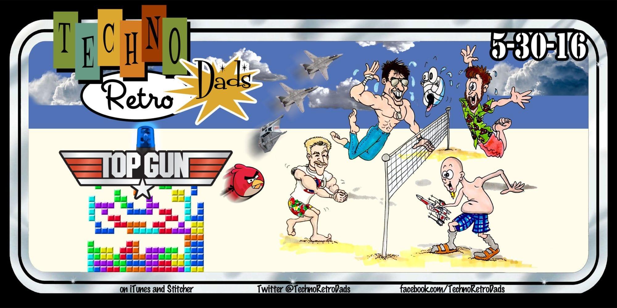 Top Gun TechnoRetro Dads