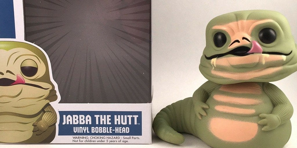 jabba the hutt funko pop