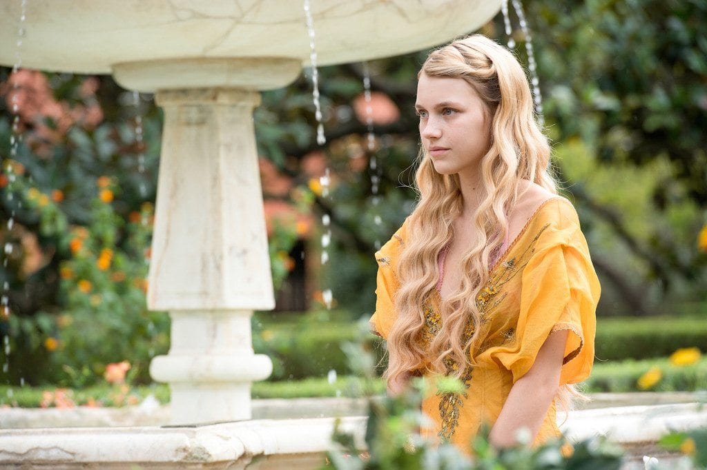 deaths in Game of Thrones myrcella