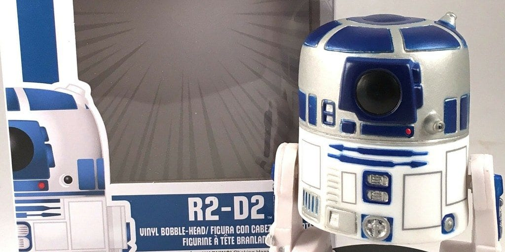 Star Wars Funko Pop! Guide #31 R2-D2