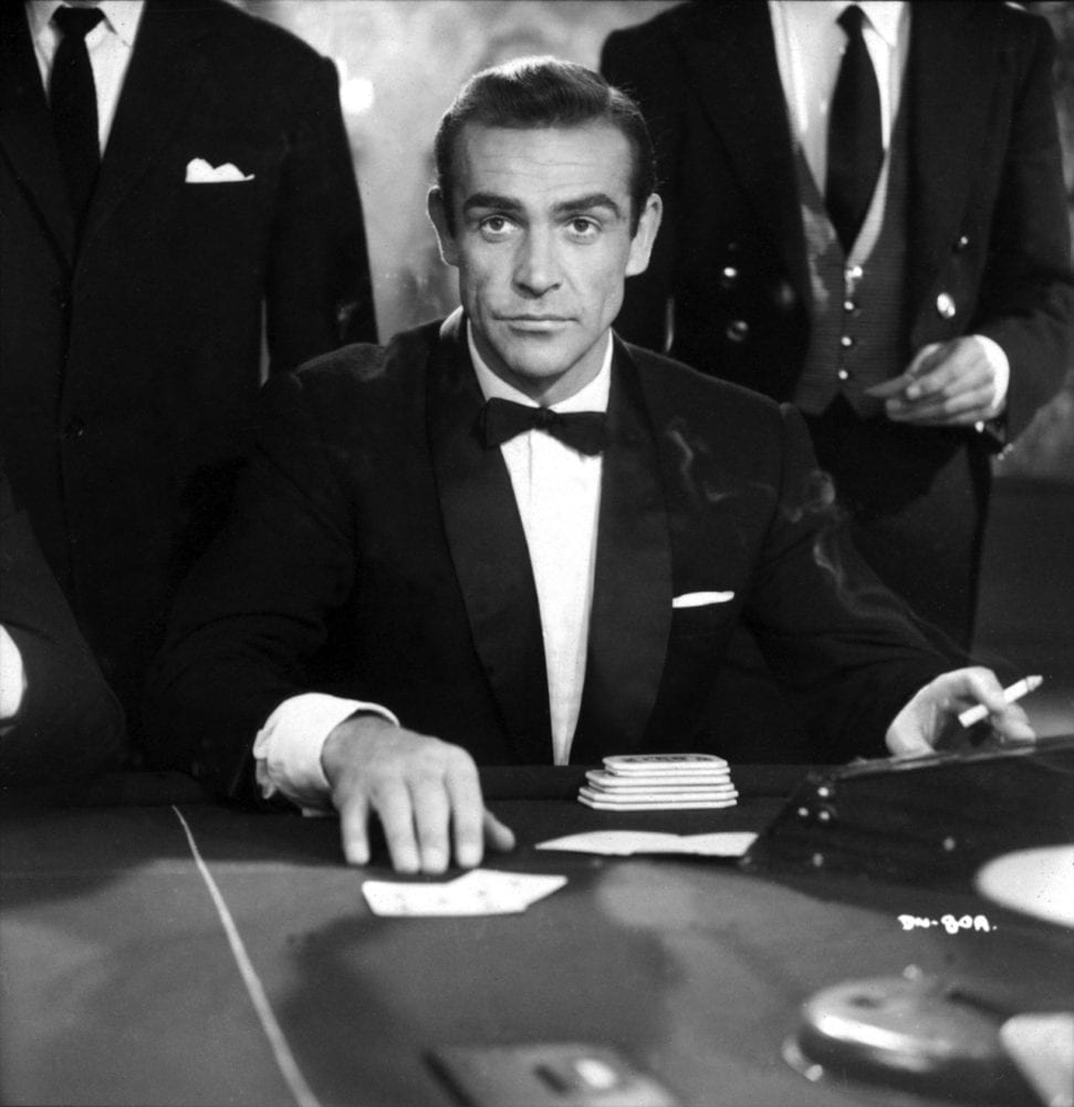 Bond gaming baccarat